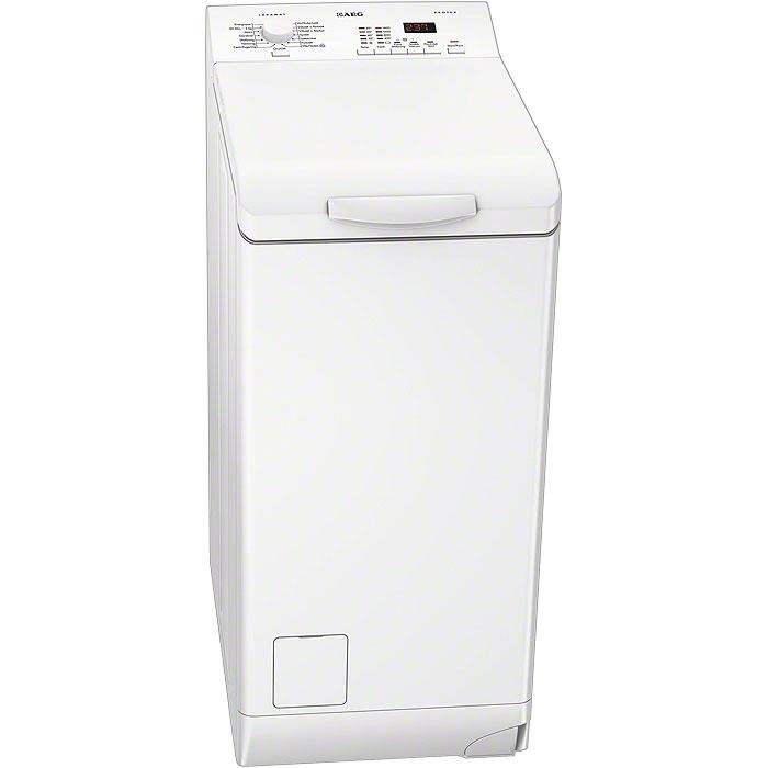 Topbetjent vaskemaskine